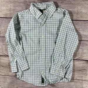 Gymboree 3T Long Sleeve Button Down Shirt